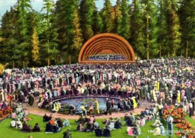 8. Malkin Bowl – Stanley Park (1934)
