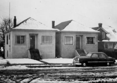 6. Salsbury Garden & Cottages (1907) [lost]