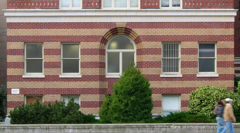 8. St. Paul's Hospital
