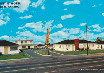 10. 2400 Motel on Kingsway (1946)