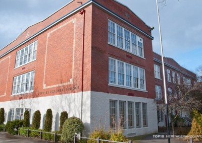 2. Vancouver Schools: Kitchener Elementary (1914 & 1924) [lost]