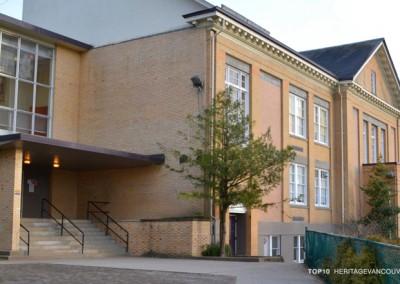 4. Schools: Sir James Douglas Elementary (1910-12) [lost]