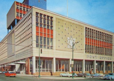1. Main Post Office (1958): No Future in the Works for Federal Landmark