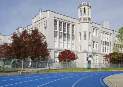1. Schools: Point Grey Secondary (1929)