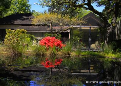 8. Arthur Erickson House & Garden