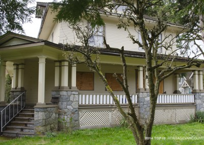 #4. Morrisette Farm House (1912) – Historic Vancouver farms: A disappearing breed