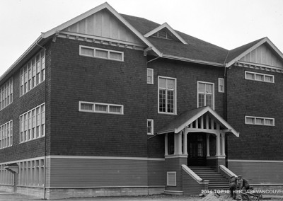 5. South Vancouver High School – A memory in the community