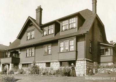 6. Gordon T. Legg Residence (1899) [lost]