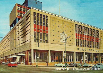 3. Main Post Office (1953-58)