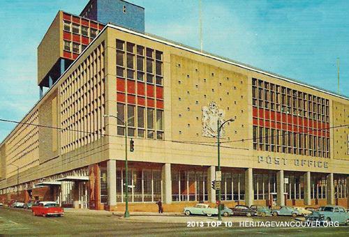 3. Main Post Office (1953-58)