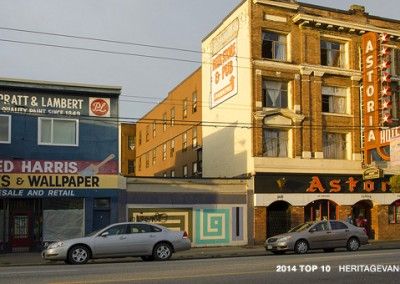 9. East Hastings Street: Heatley to Campbell
