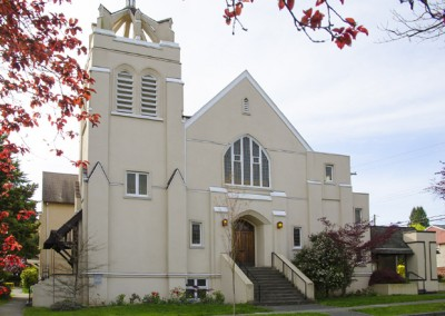 3. Oakridge United Church (1949)