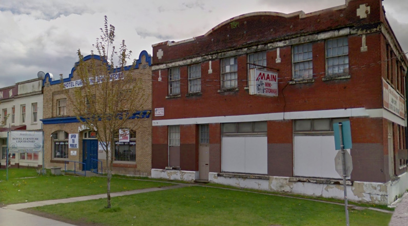 8. Terminal Avenue's Industrial Buildings: Vancouver's Disappearing Industrial Heritage