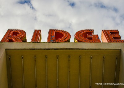 2. Vancouver Movie Theatres: Closing the Door on Community and Cultural Spaces