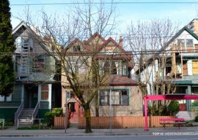 8. West End Housing: Historic Houses and Apartments Facing Demolition Risk