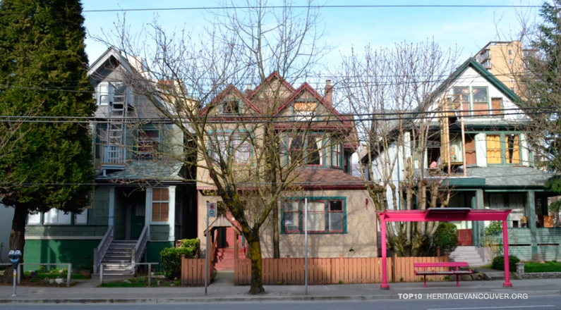 8  West End Housing: Historic Houses and Apartments Facing