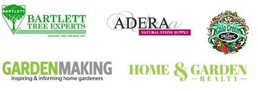 Logos - Garden Tour 2016 sponsors