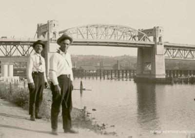 1. Burrard Bridge (1932) (again, for 6th year)