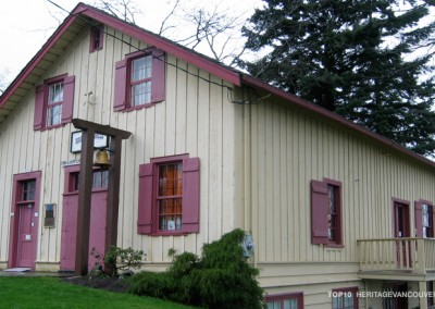 9. Stewardship: City-Owned Heritage sites