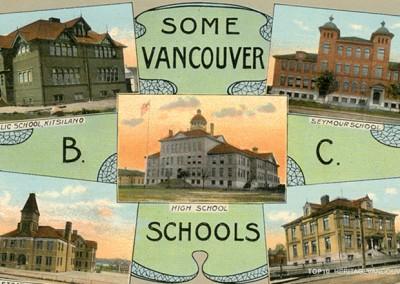 2. Vancouver Schools