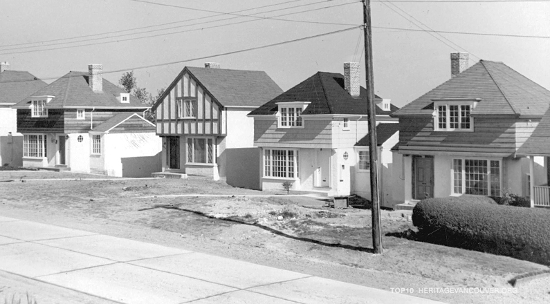 1. Character Homes & Neighbourhoods: Historic Urban Landscapes