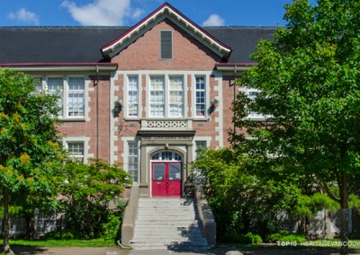 4. Schools: David Lloyd George Elementary