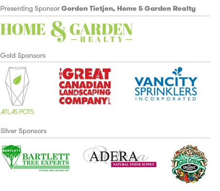 Garden Tour 2018 Sponsors