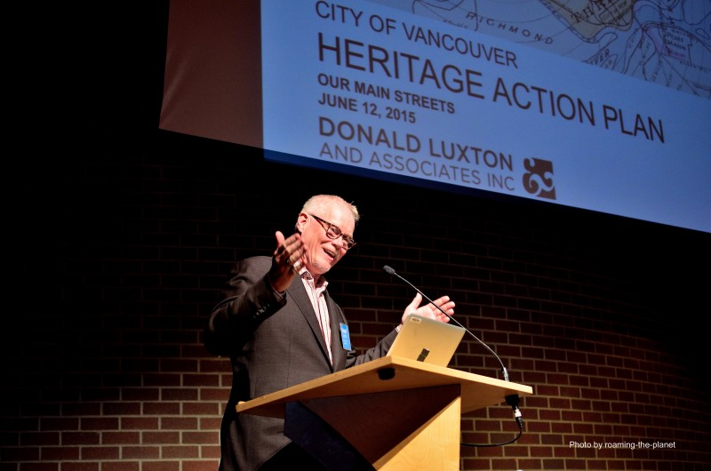 Don Luxton, Heritage Consultant