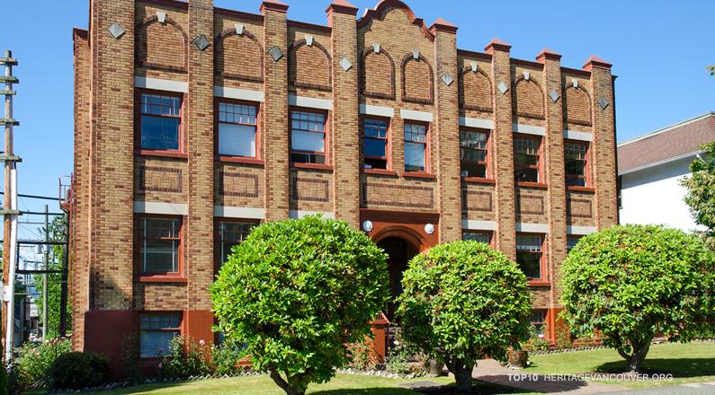 3. South Granville Apartment District