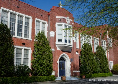 9. Vancouver College (1924, 1927, 1957)