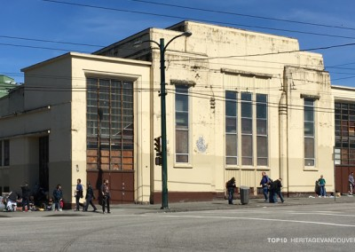 4. Salvation Army Temple (1950) – Community Gathering Places