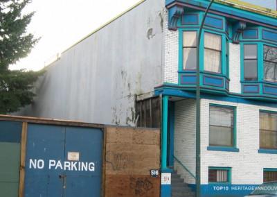 6. Red Light District of Alexander Street