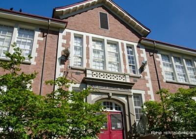 3. David Lloyd George Elementary School