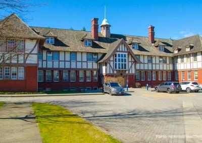 1. Heather Street Lands and Fairmont Academy